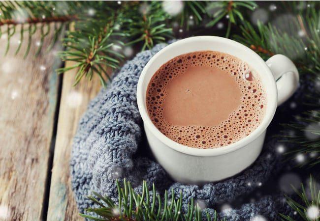 découvrez notre chocolat chaud protéiné bio
